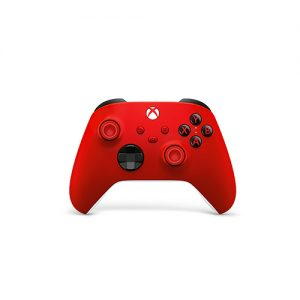xbox controller pulse red
